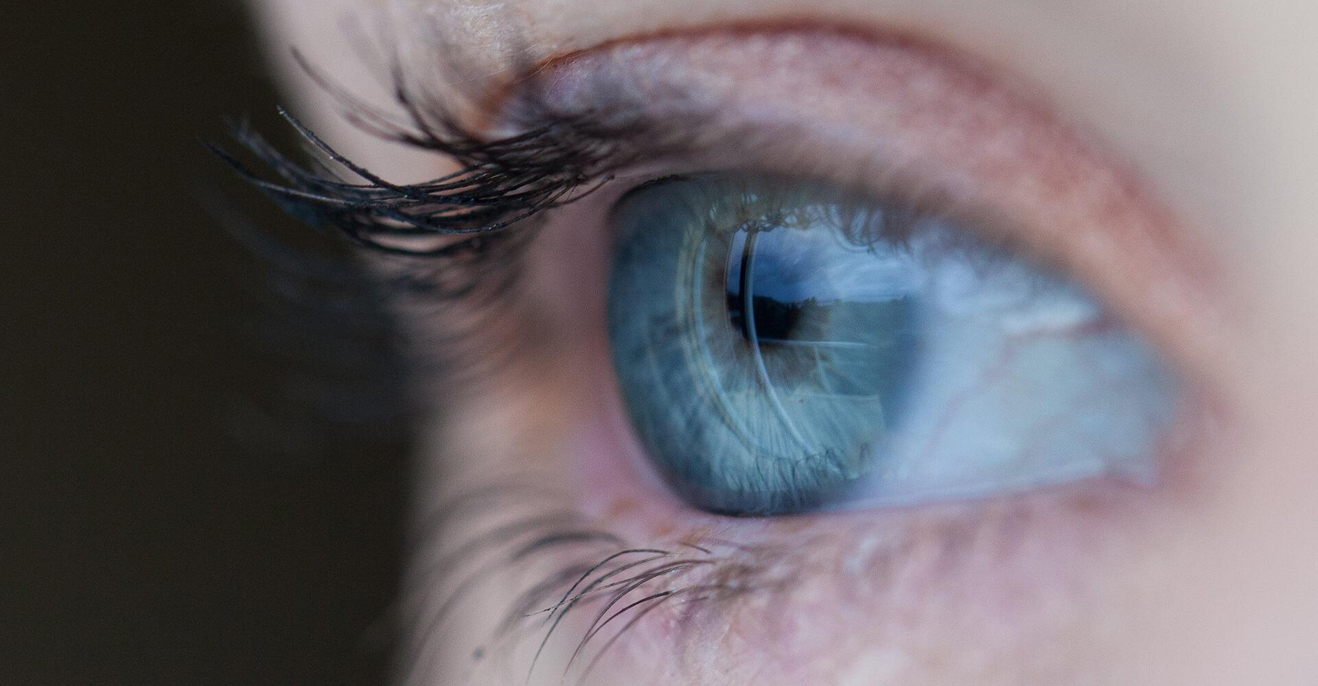 schlechtet sehen durch falsche brille